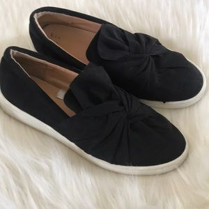 A new day faux slip on flats